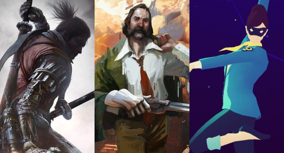 Los videojuegos que dejaron huella del año 2019. Si quieres saber más de cada título, lee sus reseñas en el texto que acompaña esta fotogalería.