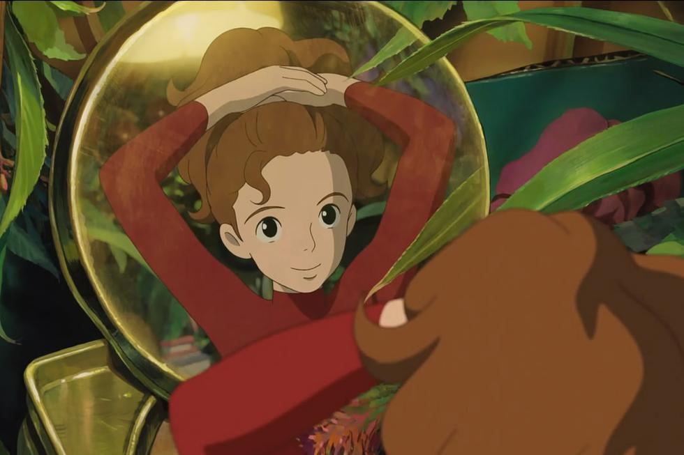 """""""Arrietty y el mundo de los diminutos"""" - 1 de marzo. Foto: Ghibli."""