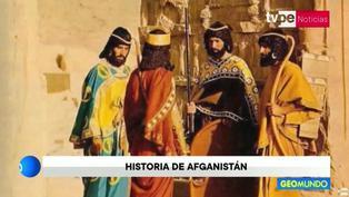 Mira un breve resumen de la historia de Afganistán