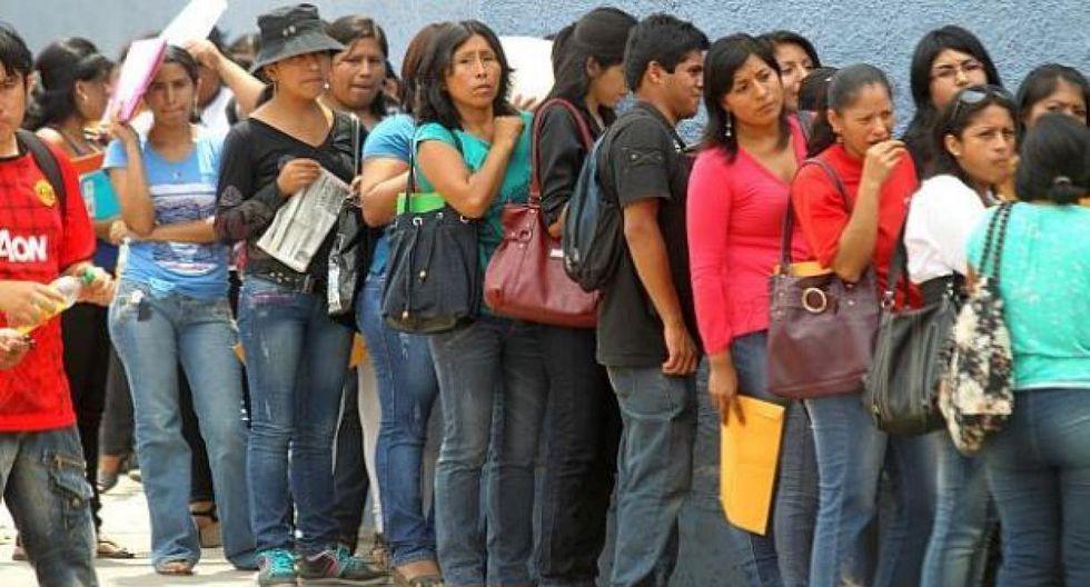 """""""Un punto importante será la ley que prohíbe la discriminación salarial entre hombres y mujeres"""", afirma el especialista. (Foto: El Comercio)"""