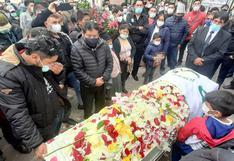 Cusco: Dieron último adiós a exjugador del Cienciano que perdió la vida en accidente de tránsito | FOTOS