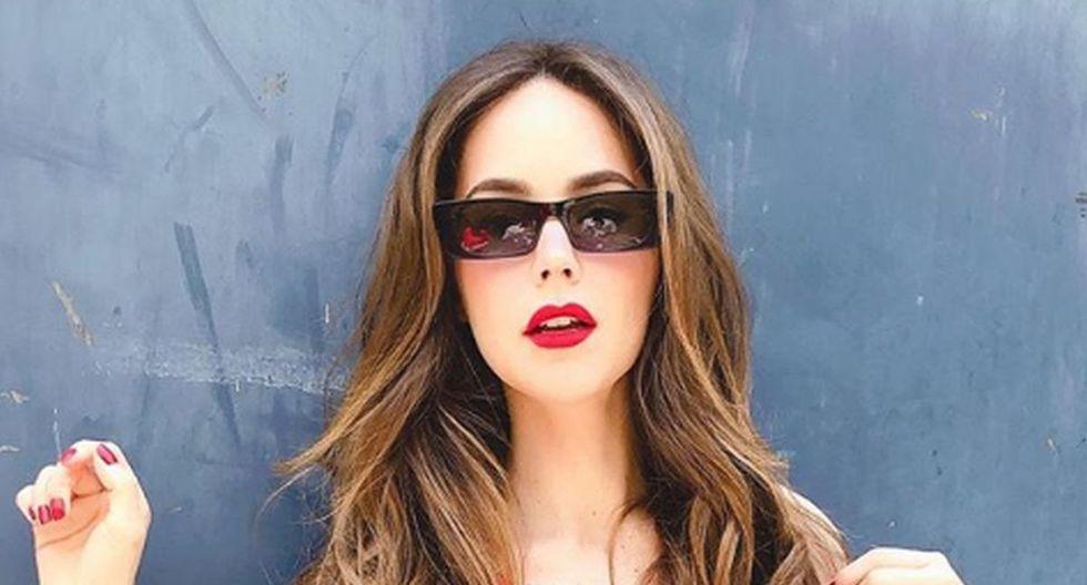Camila Sodi solo está enfocada en su arrollador protagónico en 'Rubí', el remake que presenta Univision. (Foto: Instagram)