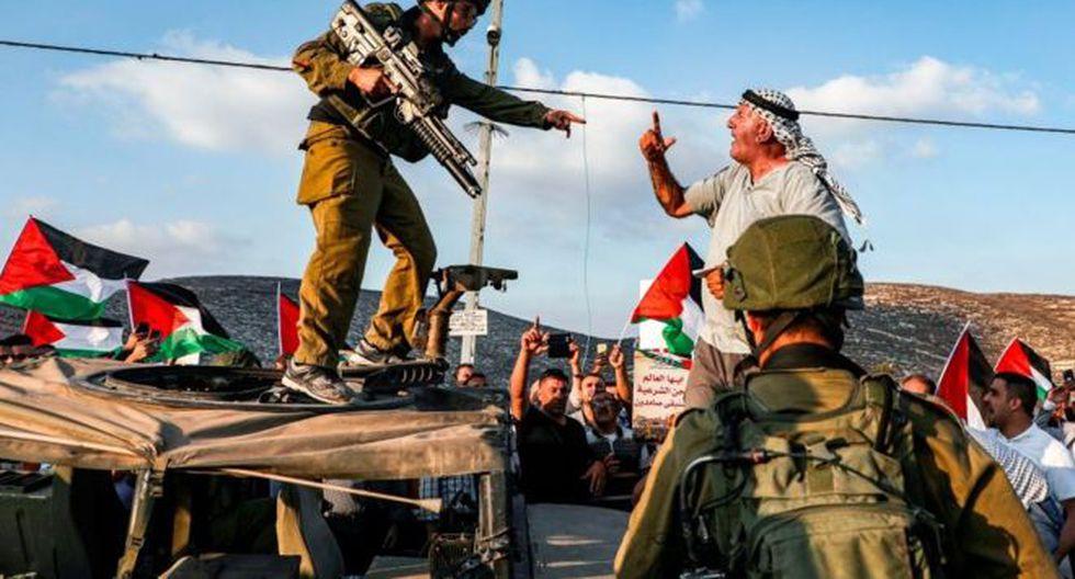 La soberanía del valle del Jordán es uno de los puntos de mayor desacuerdo en las negociaciones de paz entre palestinos e israelíes. Foto: EMPICS, vía BBC Mundo