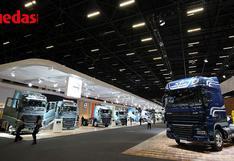 Fenatran 2017: Así fue el salón de camiones más grande Sudamérica