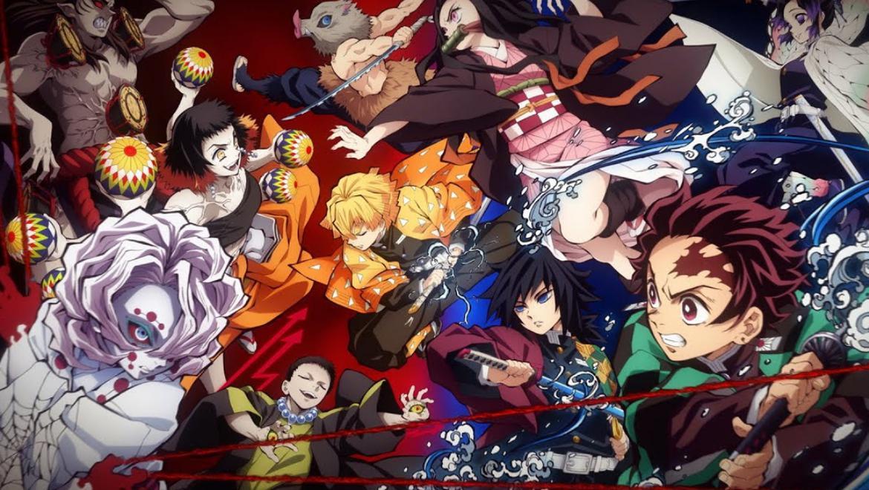 Kimetsu no Yaiba, también conocido por su nombre en inglés Demon Slayer y como Guardianes de la Noche en España, es un manga escrito e ilustrado por Koyoharu Gotoge que comenzó a serializarse el 15 de febrero de 2016 en la revista semanal Shukan Shonen Jump de la editorial Shueisha.  | Crédito: kimetsu.com / Netflix / Crunchyroll