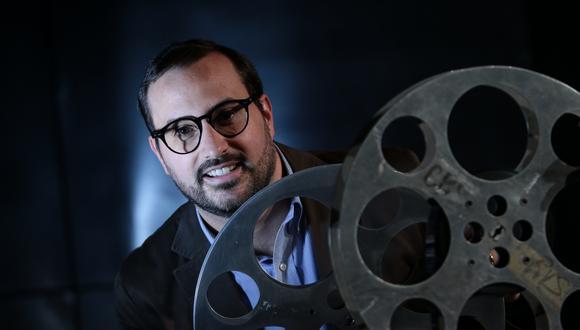 Marco Mühletaler dirige el Festival de Cine de Lima, tras el aprendizaje obtenido con su primera edición virtual, afirma que las próximas ediciones presenciales no podrán pensarse sin su correspondiente plataforma digital. (Foto: Alessandro Currarino)