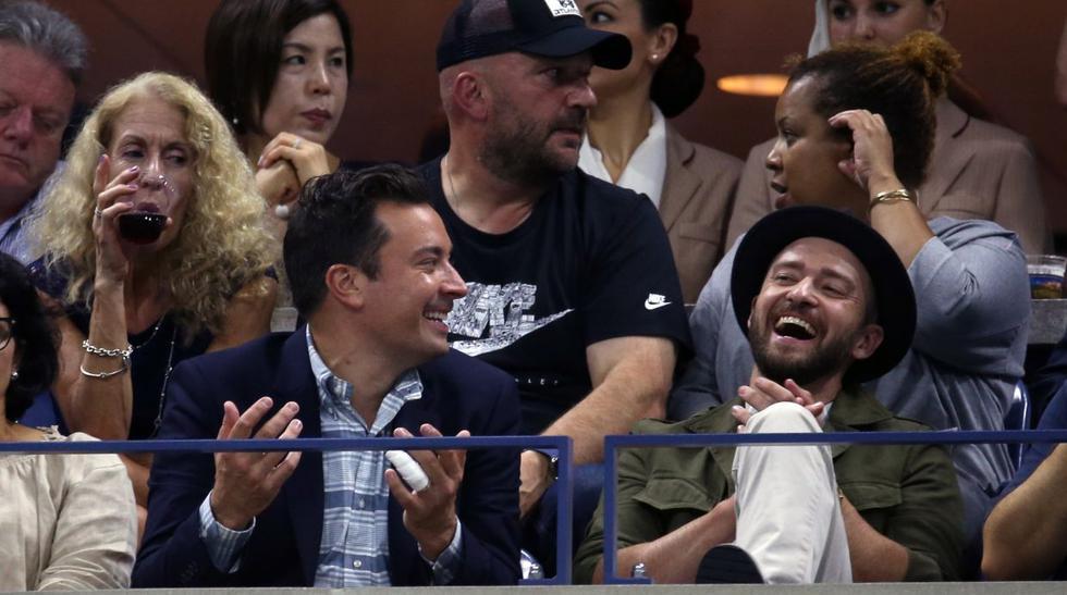 Justin Timberlake celebró bailando victoria de Federer (FOTOS) - 8
