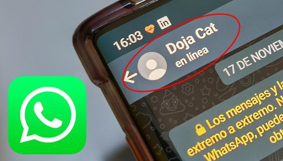 ¿Ya no quieres que nadie te vea en línea en WhatsApp? Usa este espectacular truco. (Foto: MAG)