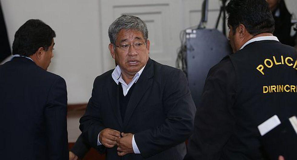 'Narcoindultos': Facundo Chinguel será sometido a juicio oral
