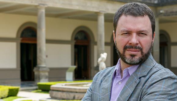 Diego Fonseca, periodista, escritor y editor argentino, creador de una singulas batalla twittera que genera diaria expectativa en el cyberespacio. (Foto: Fundación Gabo)