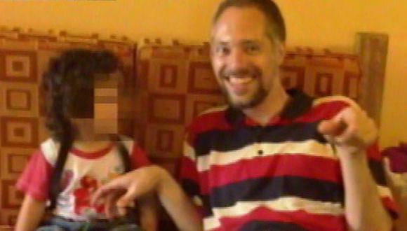 Ordenan detención de italiano que raptó a su hijo de 3 años