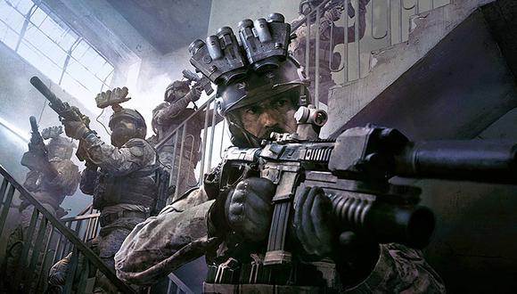 Call of Duty: Modern Warfare es un videojuego de disparos para PC, PS4 y Xbox One. (Difusión)