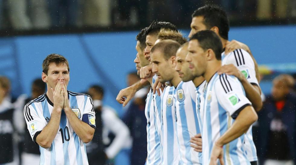 Lionel Messi: del sufrimiento a la euforia tras llegar a final - 1