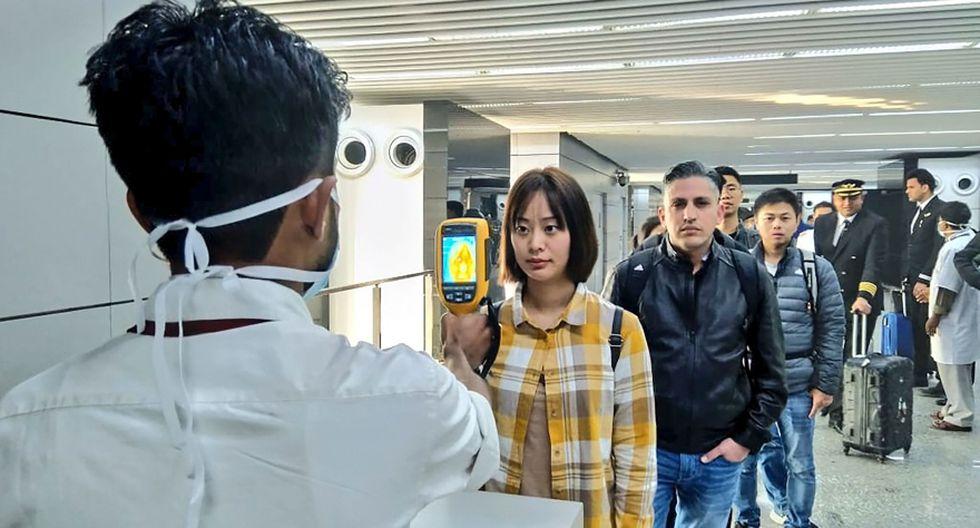 infectólogo4.000    Cuatro mil personas habrían sido afectadas por el nuevo coronavirus en la ciudad de Wuhan antes del 18 de enero de este año. Así lo estima el Imperial College de Londres. (Foto: AFP / Ministry of Civil Aviation)