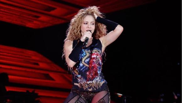 Shakira prepara una nueva canción a pedido de sus fanáticos. (Foto: Instagram)