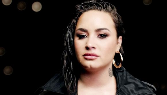 Demi Lovato afirmó que siempre quiso conversar con Donald Trump  para hablar de la situación de Estados Unidos.  (Foto:  YouTube)