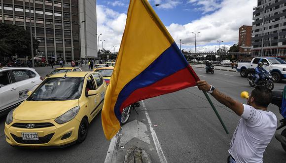 Los vehículos están obligados a respetar los horarios del Pico y Placa en Colombia. (Foto: AFP)