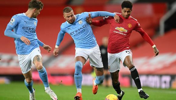 El 'Boxing Day', una institución muy británica del fútbol   Foto: AFP