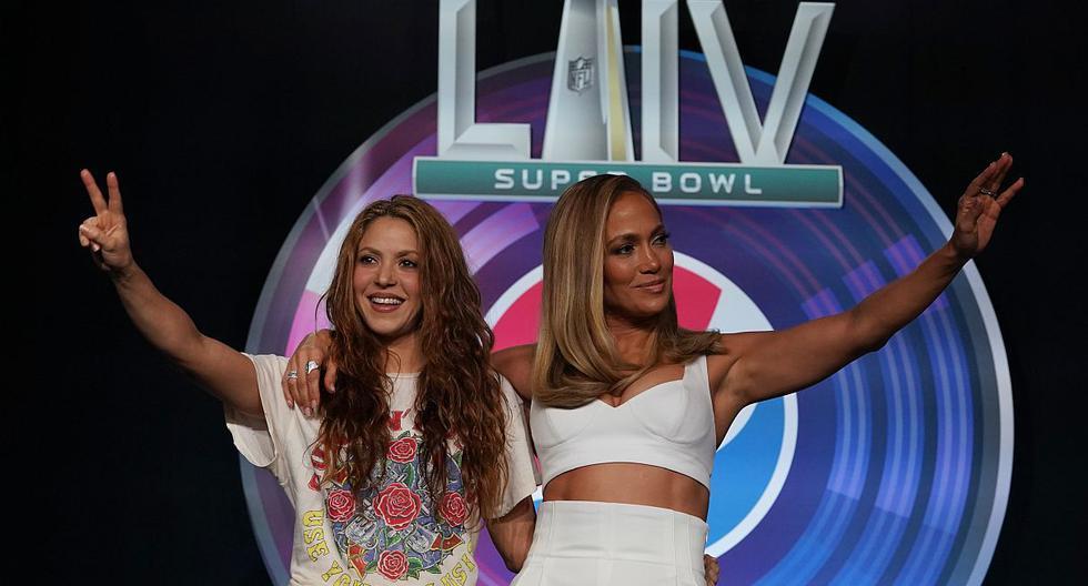 Conozca en la siguiente fotogalería cuánto cobraban los artistas en el año que se presentaron en el Super Bowl. (Foto: AFP)