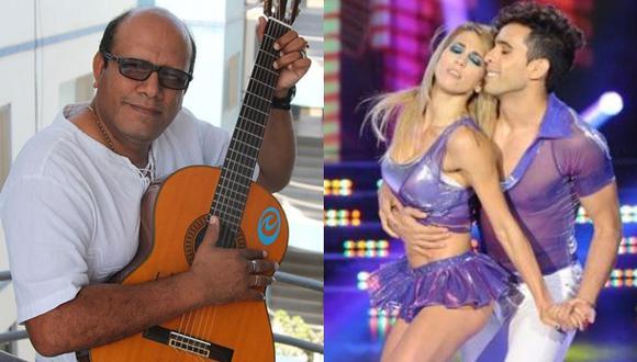 Cumbia de compositor peruano sonó en programa de Tinelli