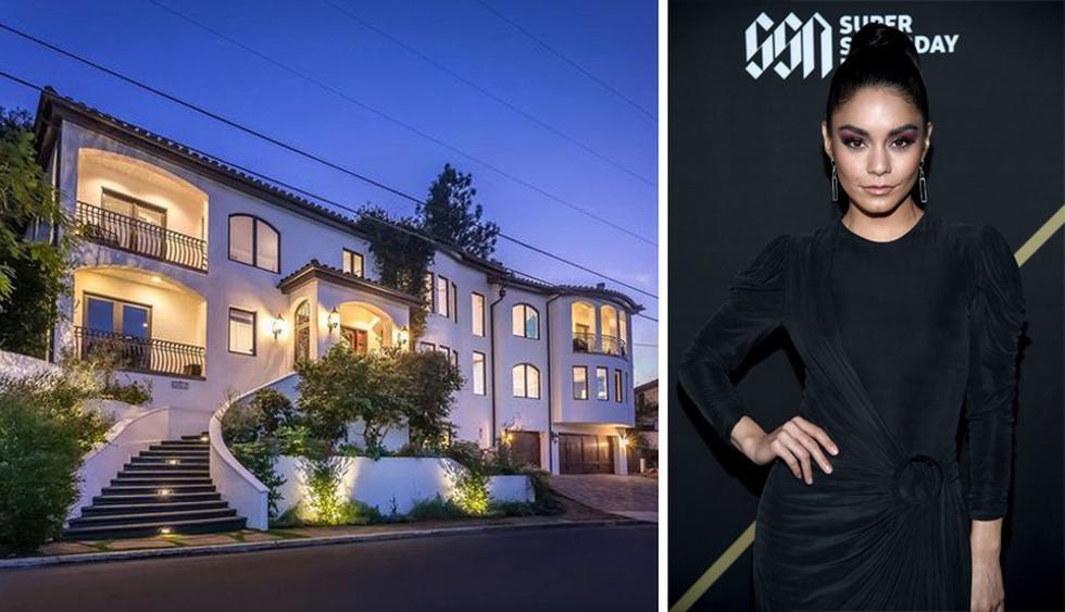 Vanessa Hudgens es la dueña de esta mansión que está ala venta. Su precio es de US$ 3.9 millones. (Foto: The MLS)