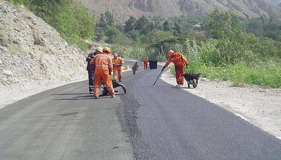 Carretera Tacna-Collpa-La Paz: obras se iniciarán en 2015