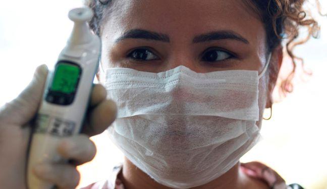 Coronavirus Perú. (Agencias)
