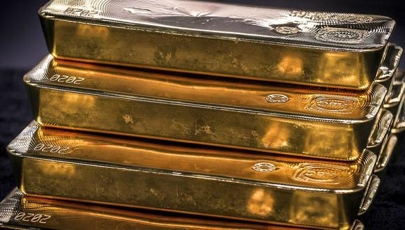 Los futuros del oro en Estados Unidos mejoraban un 0,2%, a US$1.899,20. (Foto: AFP)