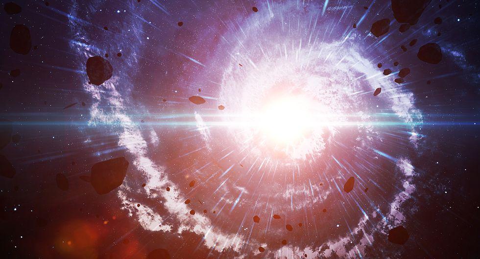 ¿Existió realmente el Big Bang? (Imagen referencial: Shutterstock)