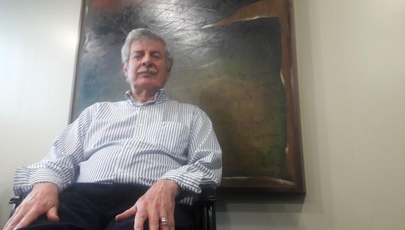 Gerald Martin, el biografo de Vargas Llosa, prevee la publicación de la edición en inglés de su libro a fines del 2020.