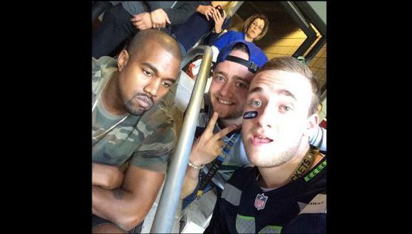Instagram: Kanye West disfruta arruinar selfies de sus fans