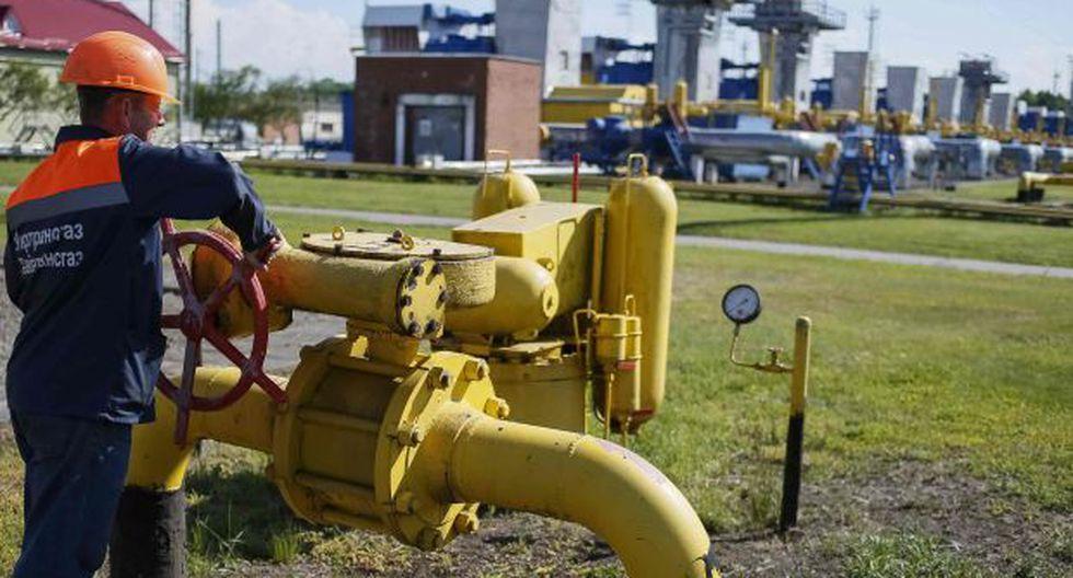 Rusia a Ucrania: se acabo el gas, a menos que paguen adelantado