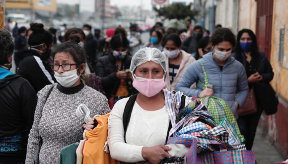Coronavirus Perú | Últimas noticias del Covid-19 en el  país EN DIRECTO (FOTO: GEC)