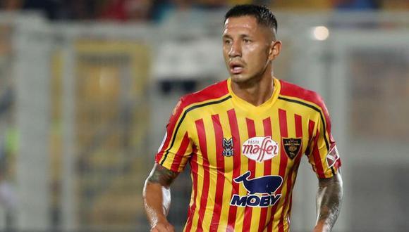 Gianluca Lapadula, futbolista de 30 años con raíces peruanas. (Foto: Agencias)