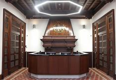 Centro histórico: casona del Jr. Camaná fue restaurada [FOTOS]