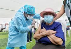 Vacunación COVID-19: estos son los 11 centros donde se aplicará las dosis a mayores de 80 años