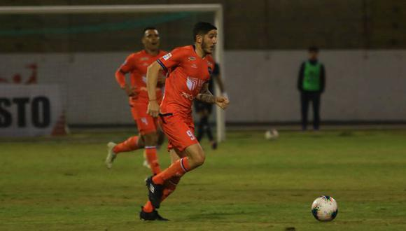 Santiago Silva convirtió 15 goles en la Liga 1. (Foto: FPF)