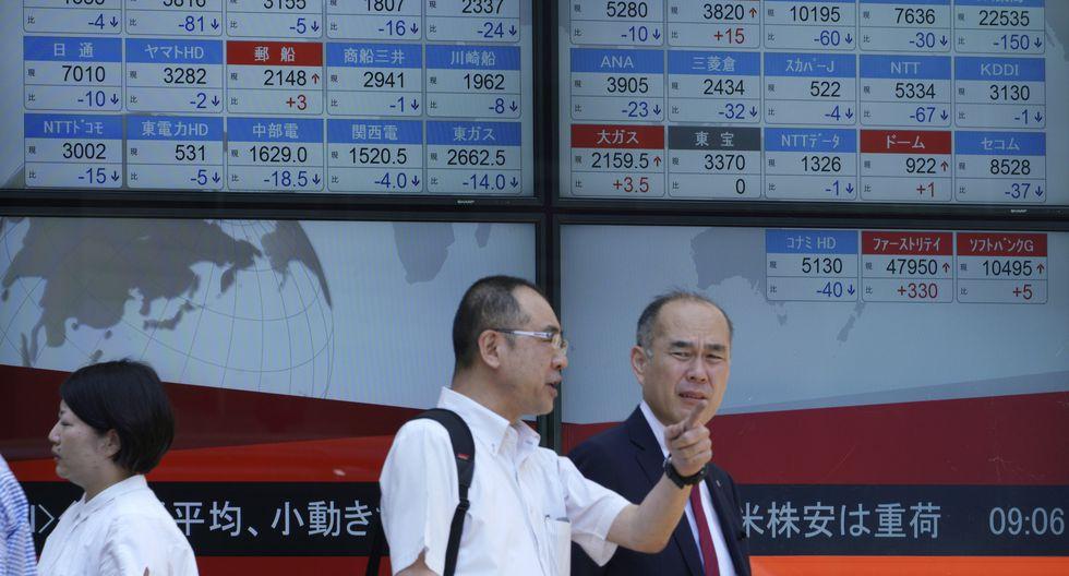 Los inversores siguen preocupados por la crisis de la divisa turca. (Foto: AP)