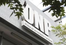 Retiro de ONP: Congreso promulga ley para que aportantes puedan acceder a hasta S/ 4.300