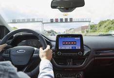 Ford desarrolla tecnología para encontrar estacionamientos de manera sencilla