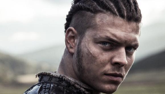 """Alex Høgh Andersen fue el encargado de interpretar a Ivar el Deshuesado en """"Vikings"""" (Foto: History)"""