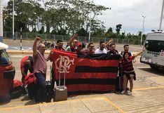 Selva roja y negra: la travesía de hinchas del Flamengo para ver a su equipo en la final de la Copa Libertadores 2019