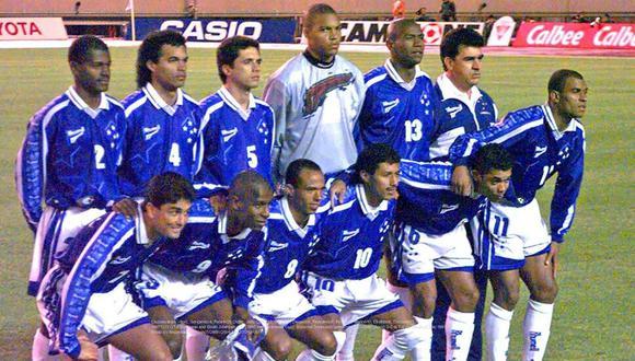 La Copa Intercontinental, que disputó Palacios, ha sido homologada como Mundial de Clubes por la FIFA. (Foto: Cruzeiro).