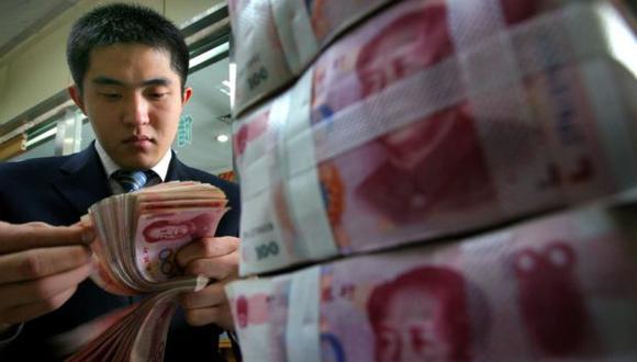 La economía China recibió una rebaja de su calificación crediticia, pero todavía está en el nivel A. (Foto: Reuters)