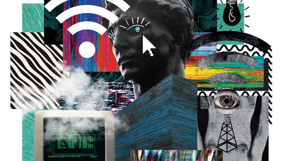 """""""El desarrollo científico y tecnológico es una de las tendencias que, desde siempre, ha definido a la humanidad"""". (Ilustración: Giovanni Tazza)"""