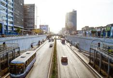 Municipalidad de Lima amplía autorización para que taxis y autos particulares circulen por Vía Expresa Grau