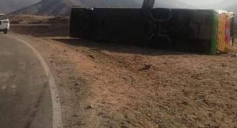 La Policía continúa realizando las investigaciones para conocer las causas que provocaron el accidente. (Foto: Andina)