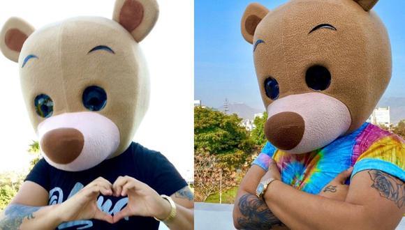 Osito Lima se ha convertido en uno de los personajes más populares del país. ( Instagram)