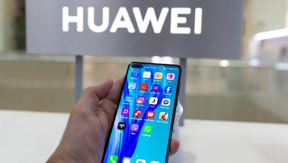 Huawei presentó en el Perú sus nuevos celulares de la familia P, el modelo P40 y P40 Pro, ambos dispositivos de alta gama que incorporan la mejor tecnología de la marca. (Foto: Shutterstock)