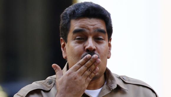 ¿Qué dijo Maduro al saber que EE.UU. descartó las sanciones?